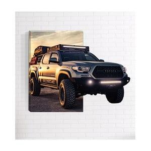 Nástenný 3D obraz Mosticx SUV, 40 x 60 cm