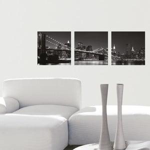 Samolepiace obrazy Veľkomesto, 30x30 cm