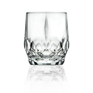 Sada 6 pohárov na koktaily RCR Cristalleria Italiana Quintessentia