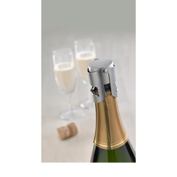 Zátka do fľaše na šampanské  Steel Function Champagne