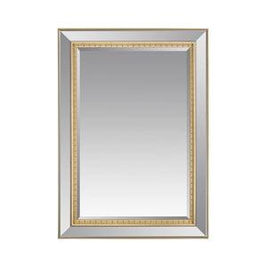 Nástenné zrkadlo Santiago Pons Champagne, 80 x 110 cm