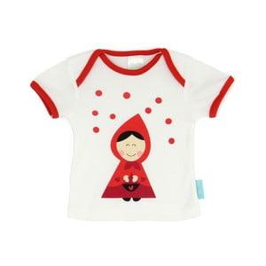 Detské tričko Grandma s krátkym rukávom, veľ. 12 až 18 mesiacov