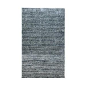 Sivý koberec Webtappeti Lines, 137 x 200 cm