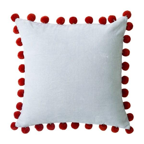 Obliečka na vankúš Ashti Light/Red, 45x45 cm