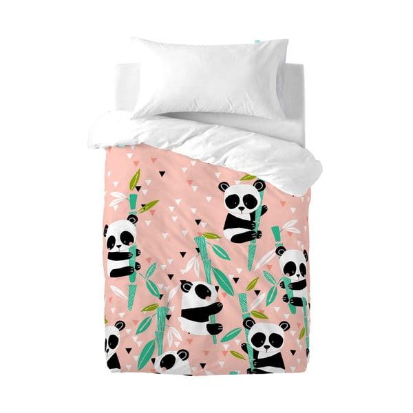 Obliečky Moshi Moshi Panda Garden, 100x120cm
