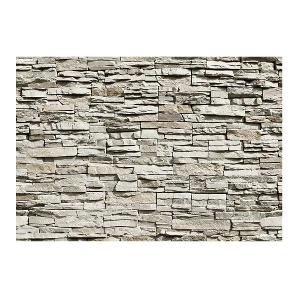 Veľkoformátová tapeta Kamenná stena , 366x254 cm