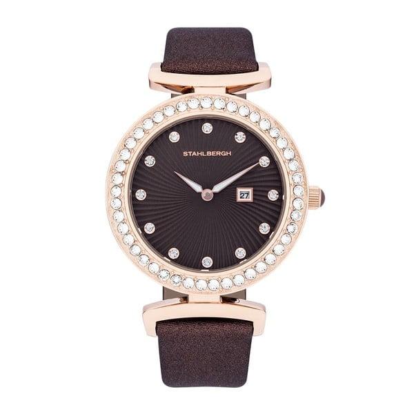 Dámske hodinky Levanger Brown