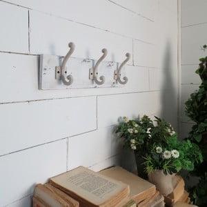 Vešiak Hanger Vintage White