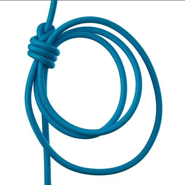 Modré svietidlo od Jakuba Velínského, 3 m