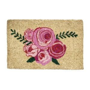 Rohožka Entryways Roses, 40×60cm