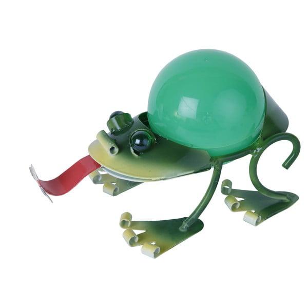 LED záhradná dekorácia Frog
