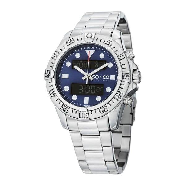 Pánske hodinky Yacht Race New Blue