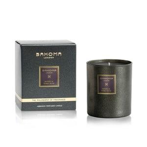 Sviečka s vôňou lieskového oriečka a tonkových bôbov Bahoma London, 75 hodín horenia
