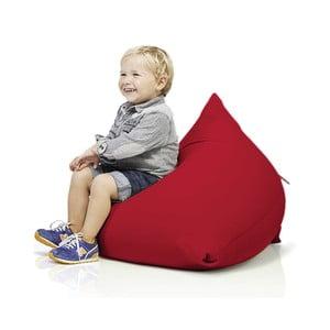 Červený sedací vak pre celú rodinu Terapy Sydney