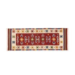 Ručne tkaný koberec Kilim Dalush 301, 180x65 cm