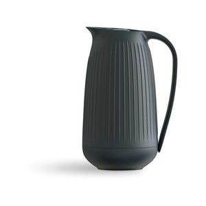 Antracitový plastový džbán Kähler Design Hammershoi Thermos Jug, 1 l