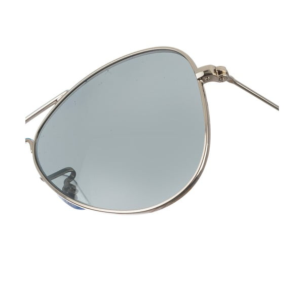 Detské slnečné okuliare Ray-Ban 9506 Silver 50 mm
