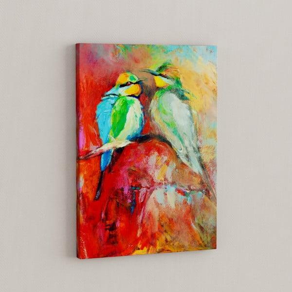 Obraz Zamilovaný pár, 50x70 cm
