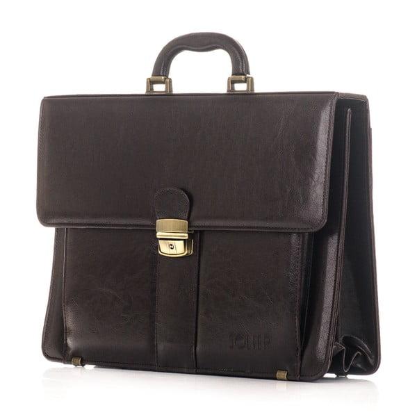 Pánska taška Solier S21 Brown