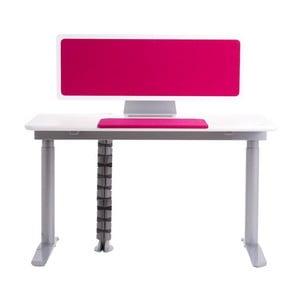 Ergo stôl, ružový