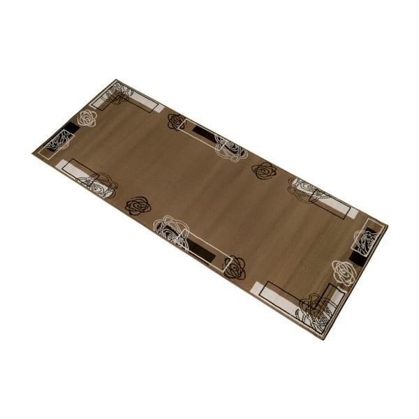 Koberec Hanse Home Prime Pile Classy Brown, 80 x 300 cm