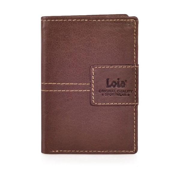 Kožená peňaženka Lois Classy, 11x8 cm