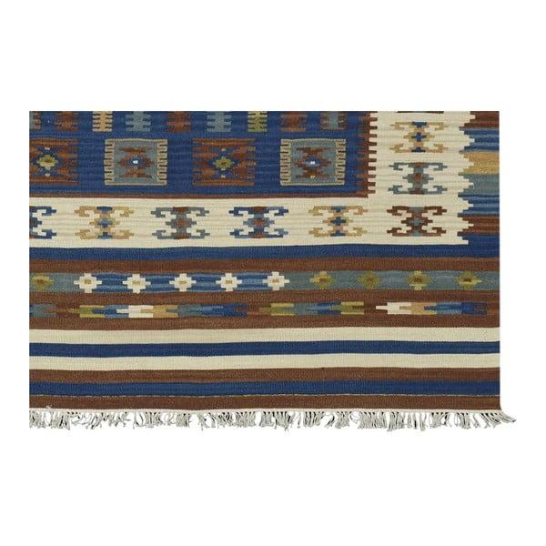 Ručne tkaný koberec Kilim Classic 19121 Mix, 170x230 cm