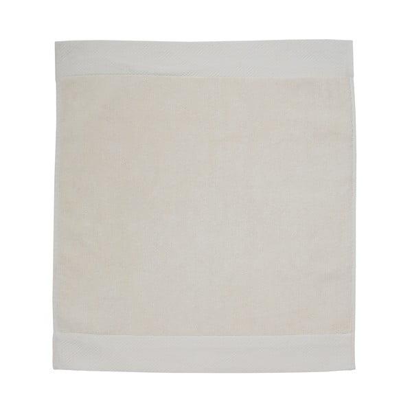 Krémová kúpeľňová predložka Seahorse Pure, 50 x 60 cm
