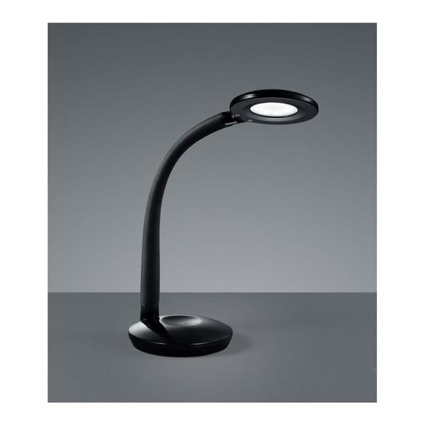 Stolová lampa Trio Cobra Nigrum