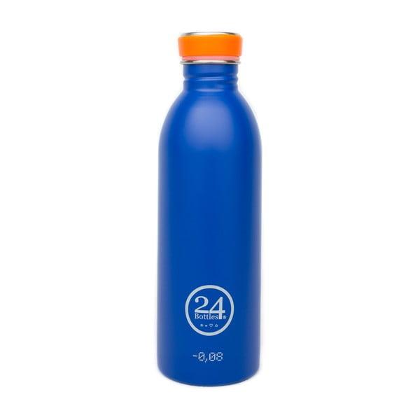 Fľaša Urban Bottle Gold Blue, 500 ml
