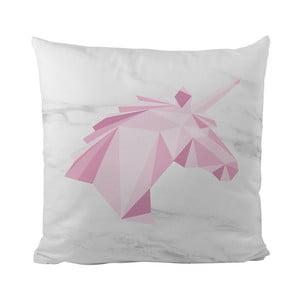Vankúš Butter Kings Pink Unicorn, 50 x 50 cm