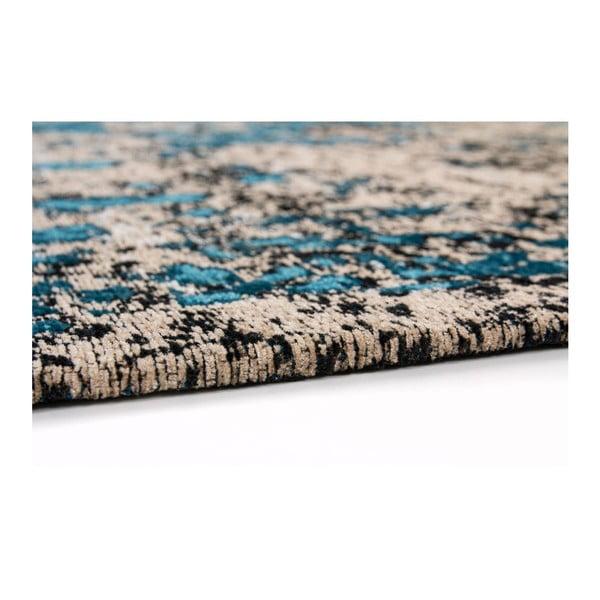 Béžovo-modrý koberec Kayoom Autumn Beige, 160x230cm