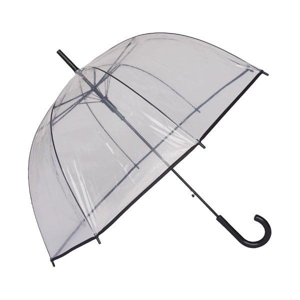 Transparentný dáždnik Susino Matic
