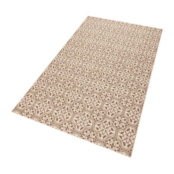 Béžový koberec Hanse Home Gloria Pattern, 120 x 170 cm