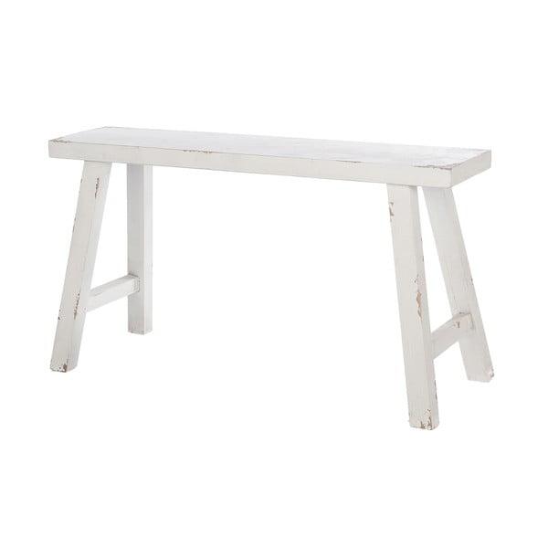 Drevený konzolový stôl Peder