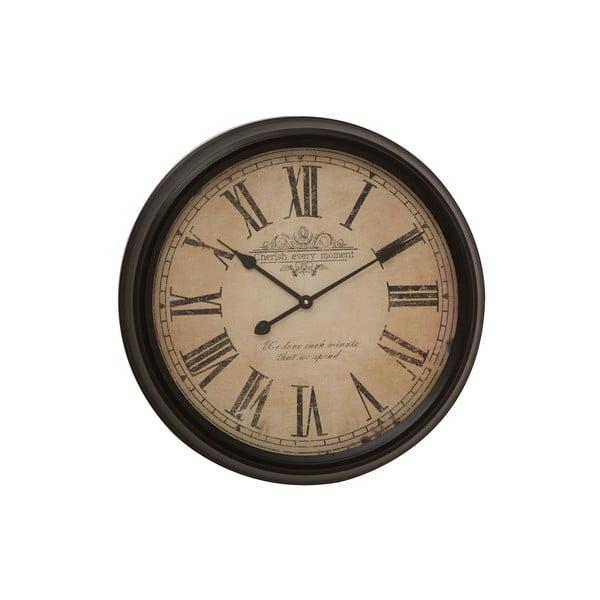 Nástenné hodiny Moment, 62 cm