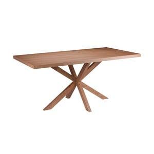 Jedálenský stôl vdekore dubového dreva sømcasa Dina, 180x90cm