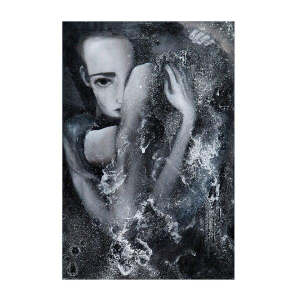 Autorský plagát od Lény Brauner 1:56:00, 42x60 cm