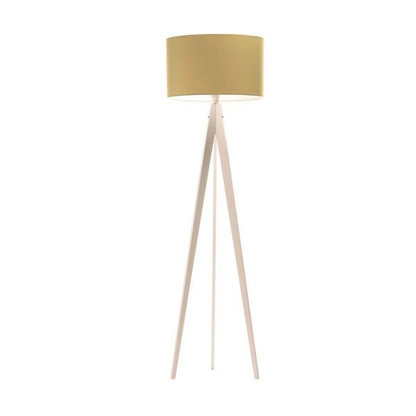 Stojacia lampa Artist Mint/White, 150x42 cm