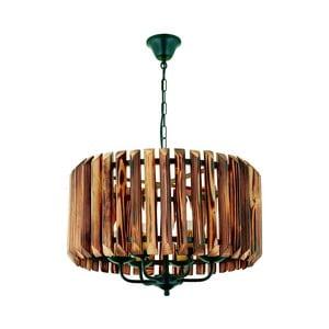 Závesné svietidlo z hrabového dreva Siesta