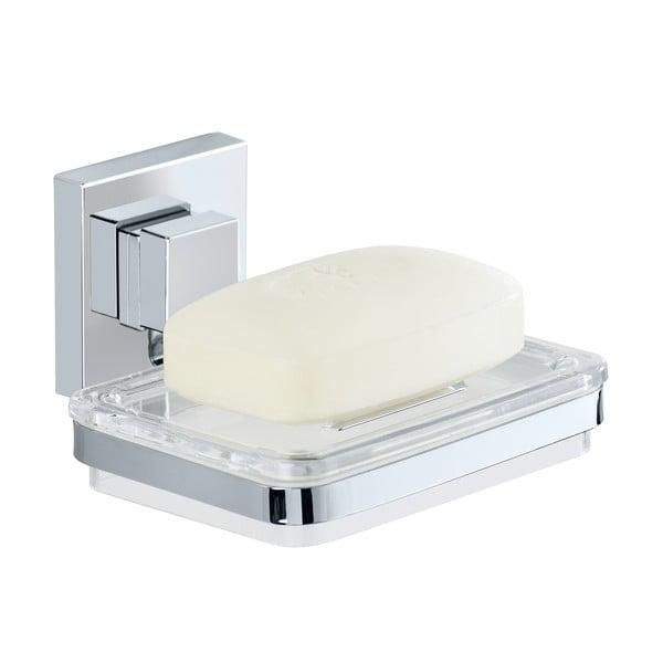 Miska na mydlo bez nutnosti vŕtania Wenko Vacuum-Loc, až 33g