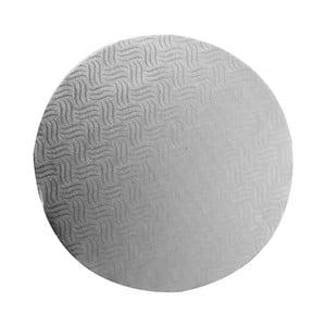 Sivá guľatá prekládacia karta na torty Mason Cash Baking, ⌀ 35 cm
