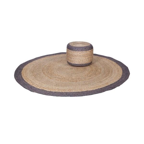 Sisalový koberec Kleed Natural, 200 cm
