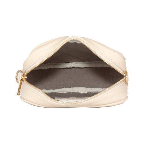 Kožená kabelka Andrea Cardone 2015 Beige