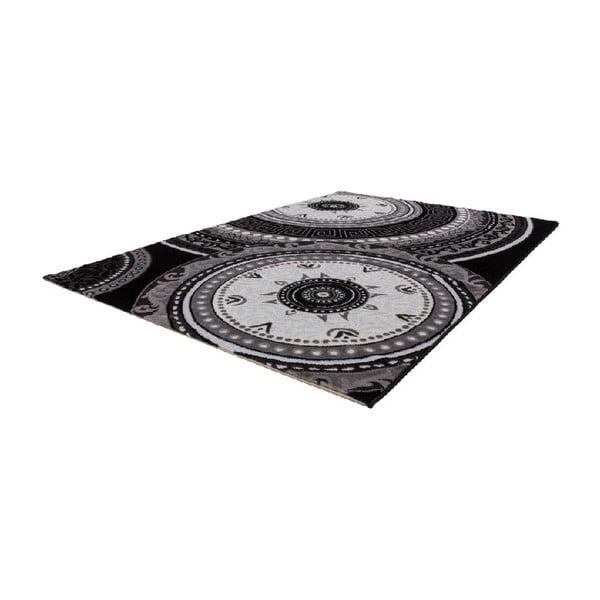 Koberec Altair 159 Black, 80x300 cm
