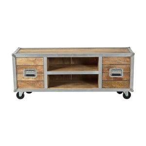 Televízny stolík z mangového dreva SOB