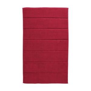 Kúpeľňová predložka Adagio Red, 60x100 cm