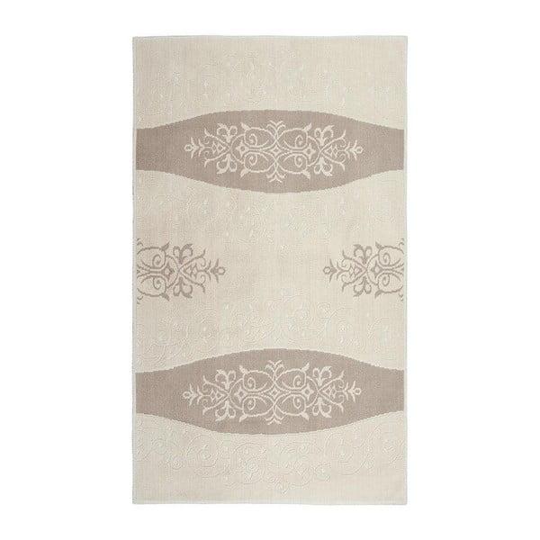 Bavlnený koberec Decor 60x90 cm, krémový