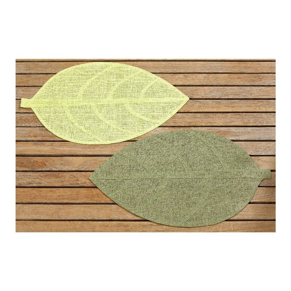 Sada 2 prestieraní Boltze Leaf