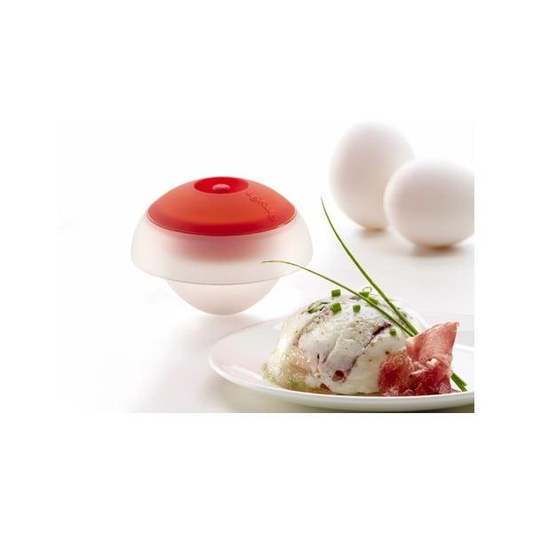 Forma na varenie vajíčok, semisphere